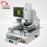 SV550A laser bga rework station PLC control auto soldering machine for acer aspire 5749/5738 laptop motherboard