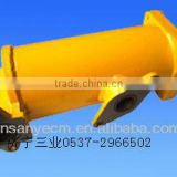 Shantui TY220 bulldozer parts / Shantui TY220 bulldozer hydraulic tank oil strainer ass'y 154-60-51401