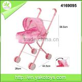 Loongon baby stroller reversible handle toy baby stroller