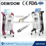 Specifically target defined depths ergonomically designed handpiece stretch mark radiofrequency machine with CE /FDA approved