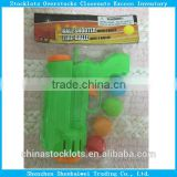 liquidation stock leftover lots yiwu stocklots toy ball shooter gun surplus inventory for sale