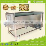 Industrial Attrition Type Vegetable And Fruit Washing Potato Peeling Machine Ginger Peeler