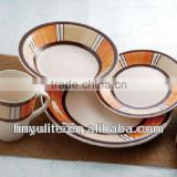 INquiry about Hot porcelain dinner set