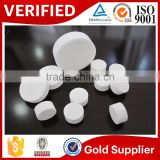 The largest supplier in China for pool chemical chlorine powder/granular/tablet tcca msds !!!