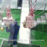hign quality sheep slaughterhouse equipment Sheep/goat Skin Conveying Systems abattoir machinery of goat slaughter house
