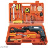 102pcs TV Shop hot sale combination tool set impact drill kits