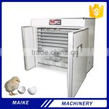 Trade assurance Digital full automatic chicken 88 pcs chicken egg incubator hatching machine