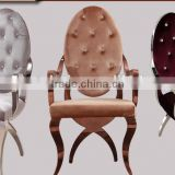 Hot sale Royal king and queen throne chair