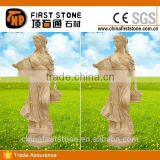 MGP254 Woman Antique Statues For Sale