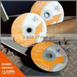 "7"" 180x1.6x22.2mm Extreme Thin Abrasive Cut Off Wheel Cutting Disc for stainless steel cutting"