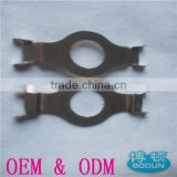 Customized Silver Brazing Alloy Hot Rolled Bimetal Fan Clutch Part Bimetal stamping strips