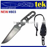 420HC Tactical Survival Knife Camping Fixed Blade Knife Survival Tool Hand Knife