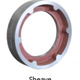 High Quality Elevator Traction Sheave Casting Manufactuer