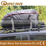 Overlanding Travel Luggage Bag 1000D Dacron Mesh PVC roof top bag