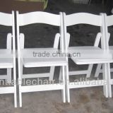 white wooden folding chair for rent
