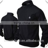 Premium Top quality designer half zipper Golf Pullover Wind breaker wind shirt pullover Jacket Made in China