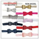 Newborn Cute DIY Leather Headbands Boutique Hair Bow For Girls Baby Boutique Fashion Hair Accessories