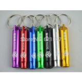 Free shipping Free custom logo Outdoor Mini Aluminum alloy Emergency Survival Whistle keyring/ train whistle with Keychain