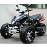 RACING ATV300CC ONROAD QUALITY DOUBLE EXHAUST