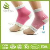 Gel Heel Socks Moisturizing Spa Gel Feet Care Cracked Hard Skin Protector Suppliers In China