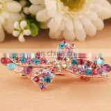 Fantasy Ladies Colorflu Rhinestone hair clips