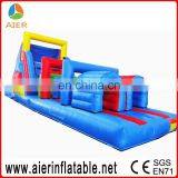 2015 inflatable obstacle course,giant obstacle course wih prices for adults