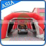 Direct Supplier Best Quality Spray Booth Construction / Outdoors Inflatable Car Spray Booth For Sale