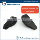 Factory Supply EAS anti-theft security clothing tag for garment factory