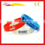 Waterproof Cool Motivational Silicone Wristbands