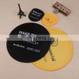customized logo Nylon folding frisbee fan with pouch