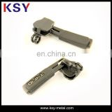 Hot sell key locking zipper sliders for bags
