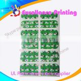 hot sale self adhesive populer nail sticker water decals