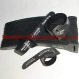 Nylon Hook And Loop Fastener strap Customized Elastic