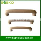 Wood cabinet handle for furniture