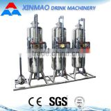 Full auto Delixi/ Simens/by order soft drink factory in hot sales