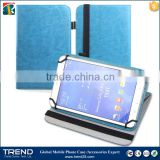Alibaba express universal wallet leather flip case for tablet