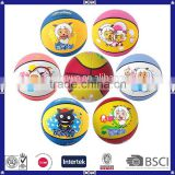 OEM Cheap Promotion Gift Wholesale Rubber Basketball for Children