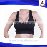 2016 Ladies Neoprene Yoga Bra slimming Suits Girls Fitness Wear Sports Wear Bra for Women