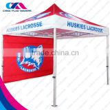 custom trade show outdoor waterproof aluminum frame canopy tent