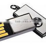 Smallest size mini usb flash drive, metal mini usb flash drive 1gb to 64gb,wholesale price usb memory stick