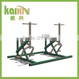 outdoor park body sculpture fitness equipment