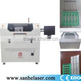 New condition and high efficiency approved by CE and ISO SMT steel mesh laser cutting machine