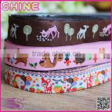 Garment accessory laces trims,Fashion DIY Embroidery Woven Animal Cartoon Lace for kids clothes