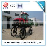 Chinese self-propelled boom sprayer with price list