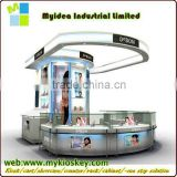 mall used cosmetic dispaly counter and cosmetic kiosks                                                                         Quality Choice