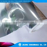 Professional glossy gold sticker self-adhesive color cutting vinyl vinyl sticker paper made in China