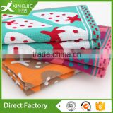 Three layers of manufacturers selling 100% cotton gauze, cotton towel cloth art hand towel