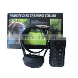 400Meter rechargeable waterproof shock / vibra/ multi-dog system training agility training dog