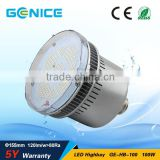 Wholesale Phlips3030 chips 130lm/w led warehouse light industrial lighting led high bay 90w 100w
