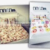 fullprint Bedding bag quilt cover pillowcase 3d digital print bedding set